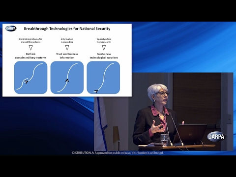 Arati Prabhakar: An Overview of the DARPA Research Portfolio