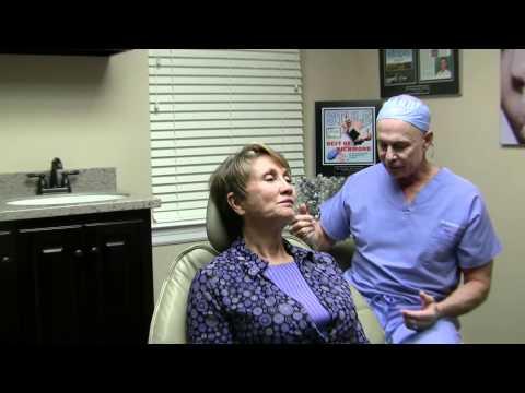 Cheek Implants/midfacelift By Dr. Joe Niamtu