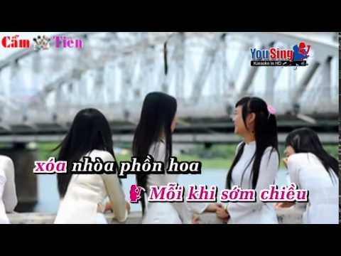 Karaoke  Thương Về Miền Trung -TV...