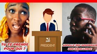 Élection d'un nouveau président • MJ Show #14