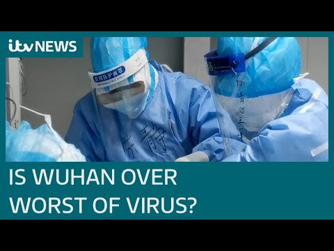 Is the coronavirus outbreak in Wuhan, China under control? | ITV News