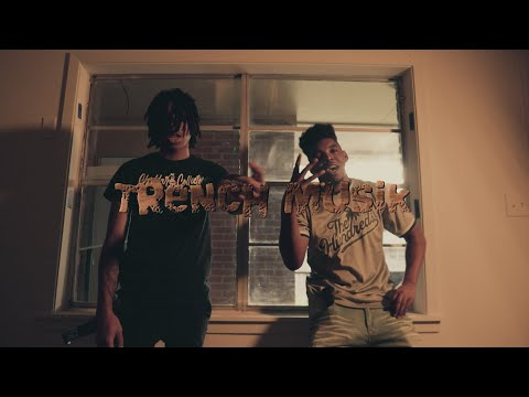 DW Ginoo, $honD That Nicca - 'Trench Muzik' (Official Video)  | [@KrayFilms]