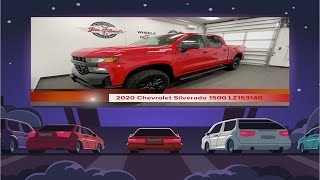 For Sale | 2020 Chevrolet Silverado 1500 | Used Truck | Pre-owned Vehicles