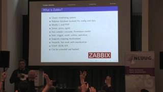 Tying together zabbix and elasticsearch logstash kibana