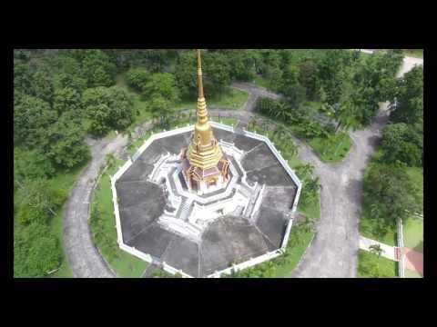 Dronie in Thailand