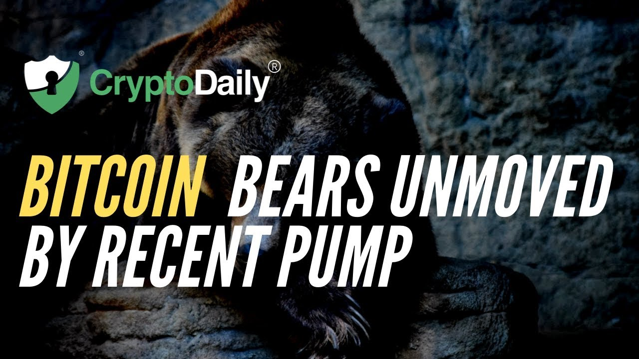 Bitcoin: Bears Unmoved By Recent Pump (October 2019)