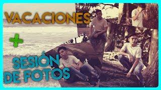 VACACIONES + SESIÓN DE FOTOS EN SAN BERNARDO