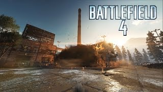 Battlefield 4 - All Levolution Moments - Ultra Settings