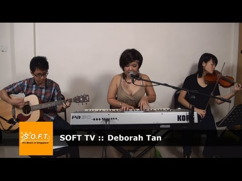 SOFT TV :: Deborah Tan  [Singapore Music]