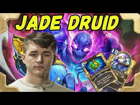 Firebat plays a new version of Miracle Jade Druid (Kobolds and Catacombs)