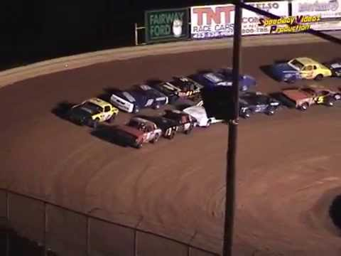Volunteer Speedway Hobby Stock Feature #1 July 12 , 2003