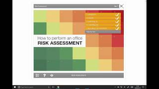 How to perform an office risk assessment | E-learning course | WorkRite Webinars