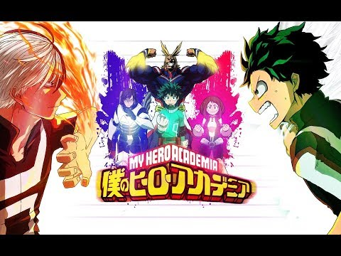 •Boku No Hero Academia• All Openings & Endings (Openings 1-5 & Endings 1-5) [Full Version]
