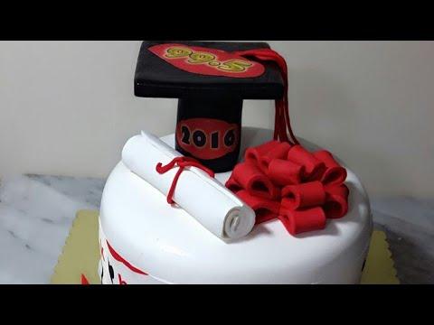 Cake Fondant  gold cake