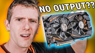 Nvidia Said We Couldn't Game On This Cyrpto Mining Card...