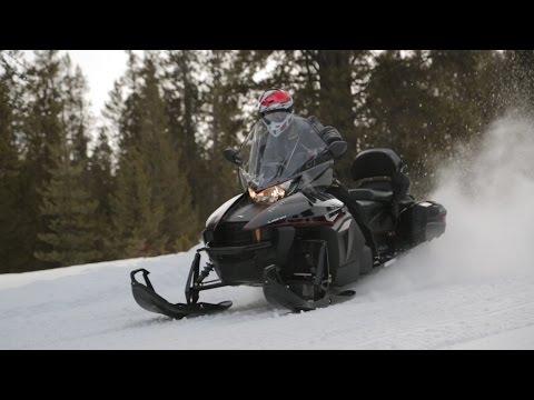 2016 Arctic Cat Pantera 7000 XT LTD Review