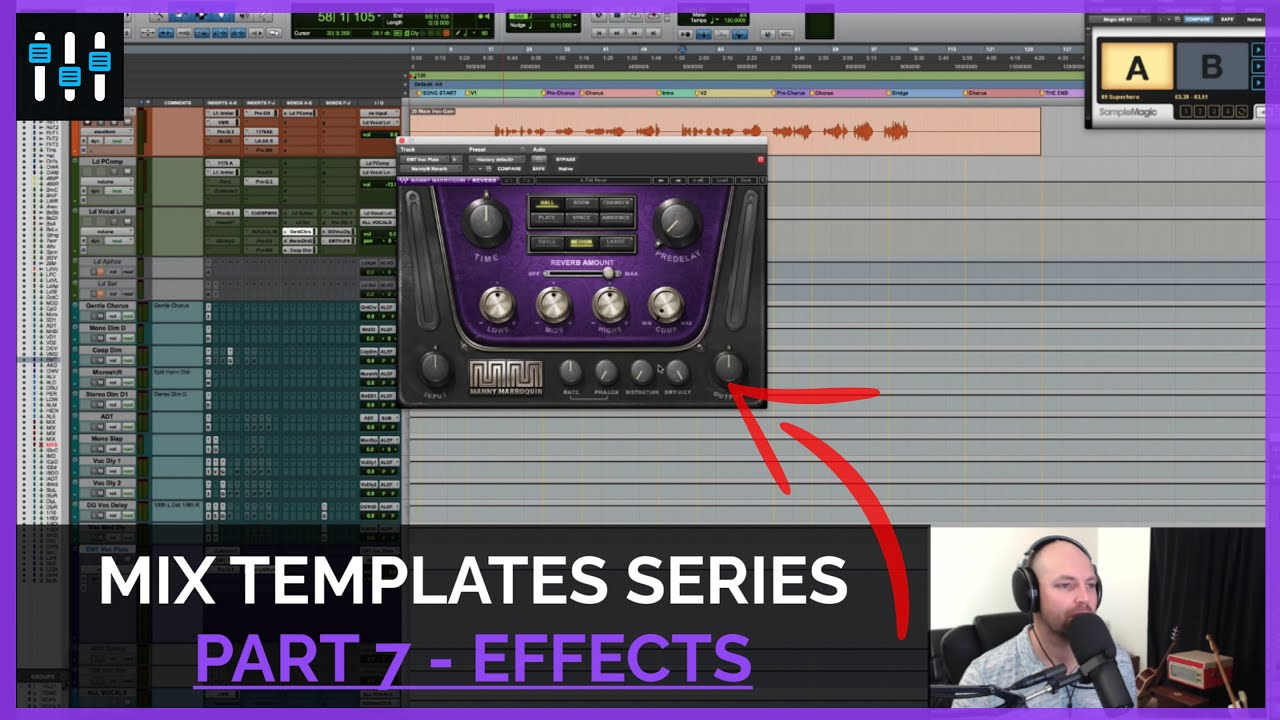 The Mix Template Series — Effects (Part 7) — Pro Audio Files