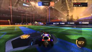 Rocket League ESL Kick Off Cup #1 - Rainbow Rocketeers V Smoking Animals Game 2