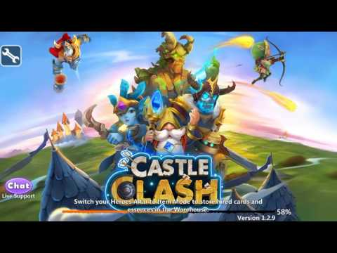 Castle Clash Skills Hack - (FULL) Game Hacker + How To Install It (Root Needed)