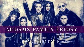 Video * HALLOWEEK * Addams Family Friday download MP3, 3GP, MP4, WEBM, AVI, FLV Juli 2018
