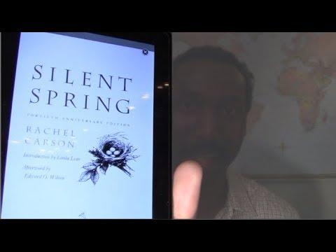 Silent Spring by Rachel Carson   Book Discourse