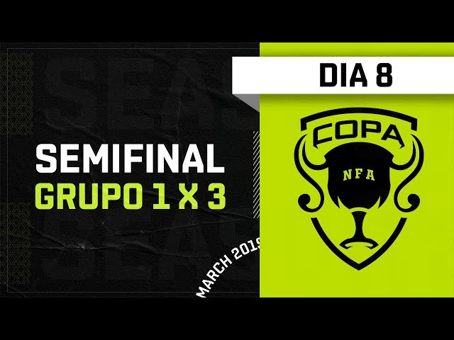 COPA NFA - DIA 8 - Liga NFA