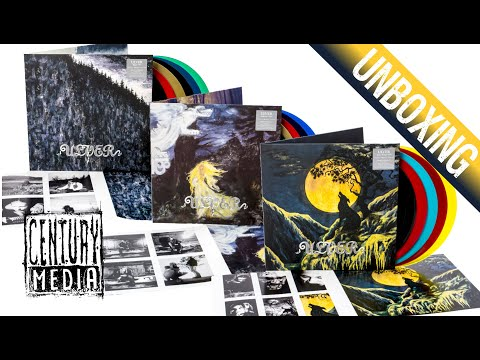 ULVER - Re-issues 2019 (Unboxing)