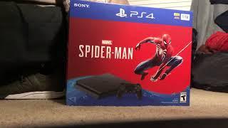 Black Friday Deal: PS4 Spiderman Bundle Unboxing