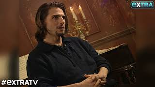 'Extra' Vault: Our First Interview with Tom Cruise from Almost 25 Years Ago