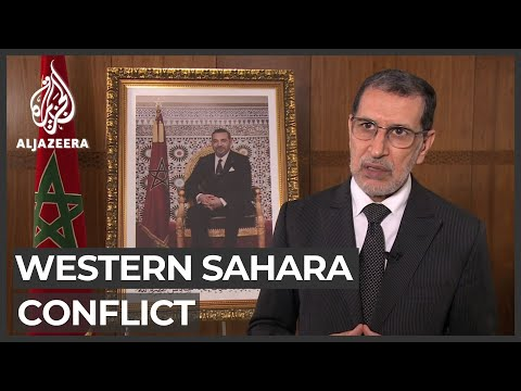 Morocco troops launch operation in Western Sahara border zone