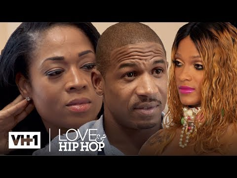 Stevie, Mimi & Joseline's Triangle | Season 1 Recap Part 1 | Love & Hip Hop: Atlanta