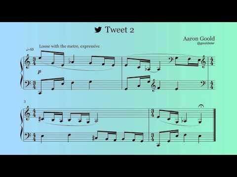 Musical Tweet 2 - Music in under 140 notes