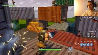 NEW FREE GAME FORTNITE-first attempt with Facecam