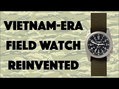 Bertucci A-2T NATO Field Watch Reviewed