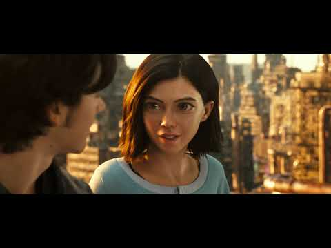Alita: Battle Angel - Trailer