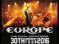 Europe - The Final Countdown 30th Anniversary Trailer