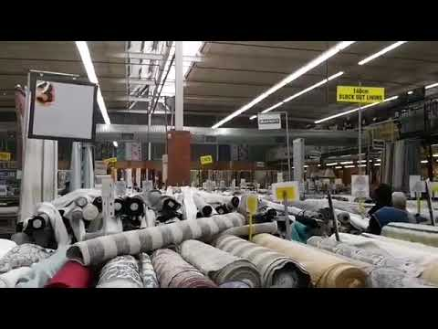 Chamdor Faktry Sales - Africa's Largest Fabric Warehouse & Retail Outlets
