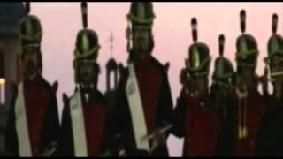 Ejército Mexicano Toque a Degüello 1848.  Mexican Army Slit Throat March 1848.