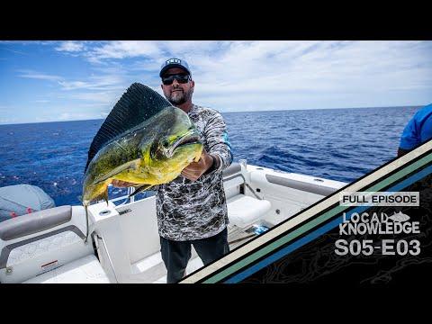 Fishing Namotu Island, Fiji For Mahi & Tuna S05 E03 Castaways Part 1