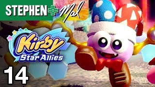 Kirby Star Allies 4 players
