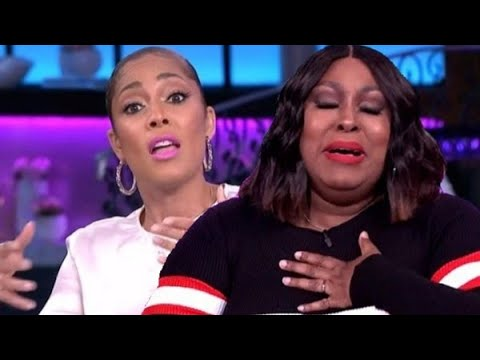 Amanda Seales explains why she didn't renew her contract on 'The ...