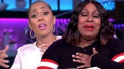 Amanda Seales FINALLY Explains Unfollowing Loni Love After Quitting The Real!