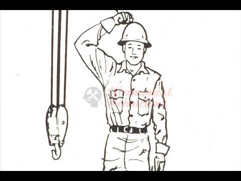 Hand Signals For Rigger Technician  Full Chapter
