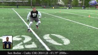 Sam Bodine - Salem Combine 4/21/2013