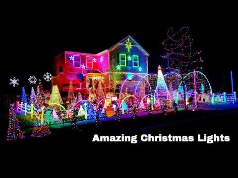 Amazing Holiday Christmas lights | Omaha