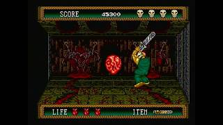 Splatterhouse 2 - Speed Run [15:55] (WR)