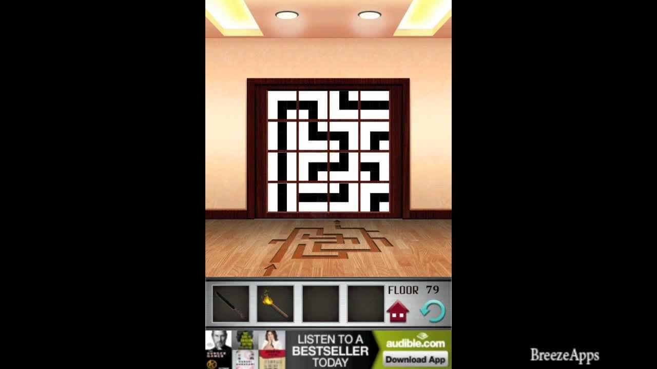 100 Floors Level 79 100 Floors Solution Floor 79 Iphone