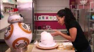видео Торт «Звездные войны»