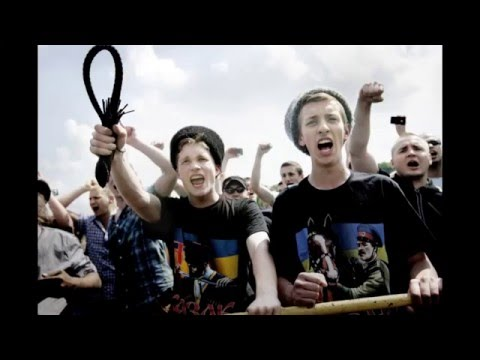 HOMOPHOBIA IN RUSSIA by Mads Nissen