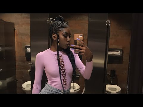 Get Rid of Dandruff and Bring Braids Back To Life | Feed in Braid Wash Day & Maintenance
